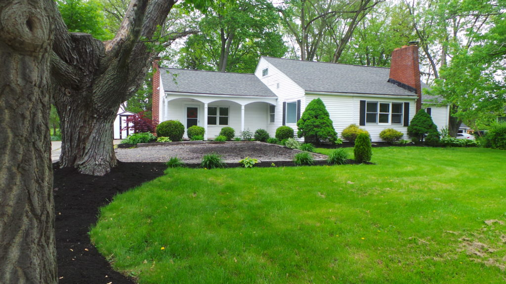 41464-6 Oberlin Rd. Elyria Ohio 44035. Two homes on one lot for sale.
